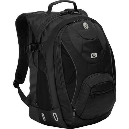 HP Sport Black Backpack for 17