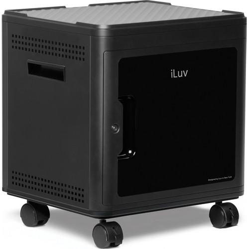 iLuv MultiCharger-X Charge and Sync Station IAD910BLK