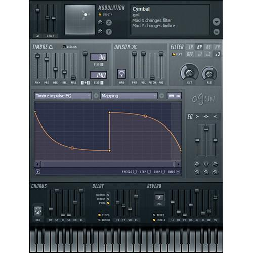 Image-Line Ogun Virtual Synthesizer Plug-In 11-31128