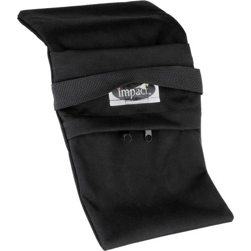 Impact Empty Saddle Sandbag Kit, Set of 6 - 5 lb (Black) SBE-5BK