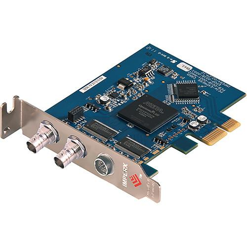 Imperx HD-SDI PCIe x1 Video Capture Card VCE-HDPCIE01