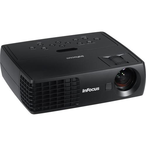 InFocus IN1112A WXGA DLP Mobile Projector IN1112A