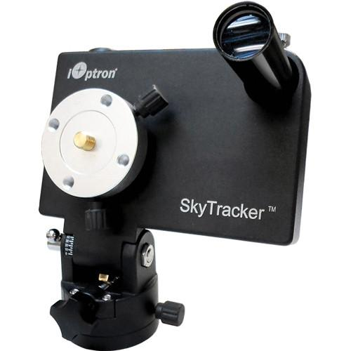 iOptron SkyTracker Camera Mount with Polar Scope (Black) 3302B