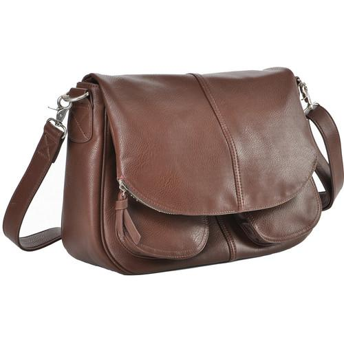 Jo Totes  Betsy Camera Bag (Chocolate) B002