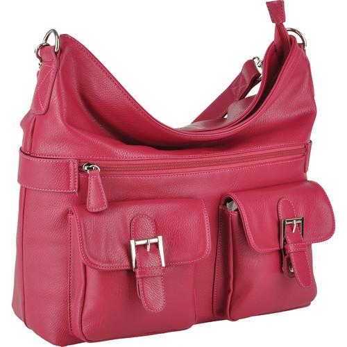Jo Totes  Gracie Camera Bag (Magenta) GR004