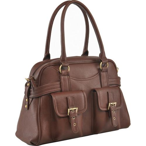 Jo Totes  Missy Camera Bag (Chocolate) M002