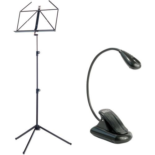 K&M  100/1 Music Stand Kit 10075-000-55