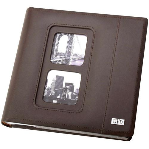Kleer Vu 200 Photo 4x6 Avanti Photo Album (Brown) 80241-B