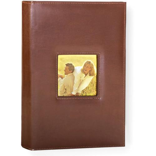 Kleer Vu 300 Photo 4x6 Aristo Photo Album (Brown) 90730-B