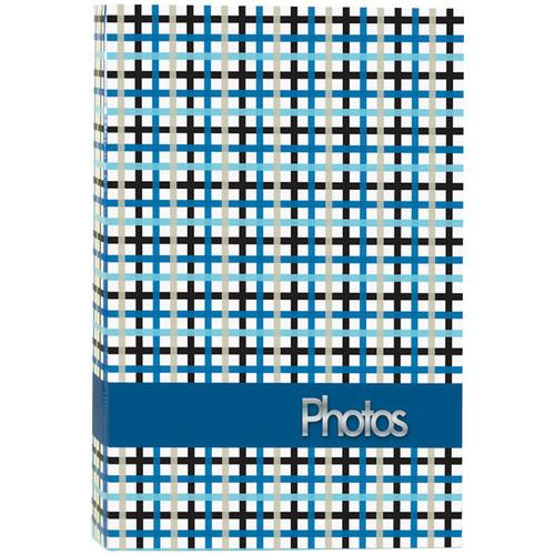 Kleer Vu 300 Photo 4x6 La Capri Photo Album (Blue) 90563-B