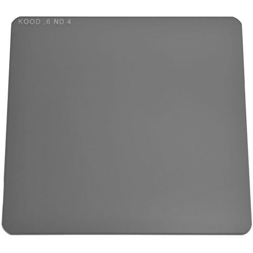 Kood Z-Pro Series Neutral Density 0.6 Filter (2-Stop) FZND4