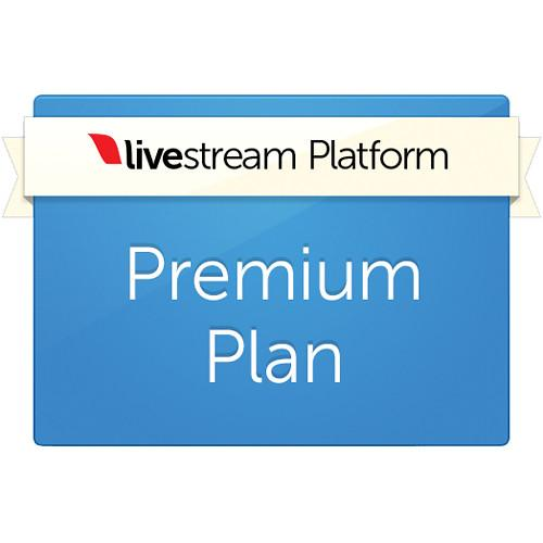 Livestream Livestream Platform Yearly LS-PREMIUM SERVICE - YEAR