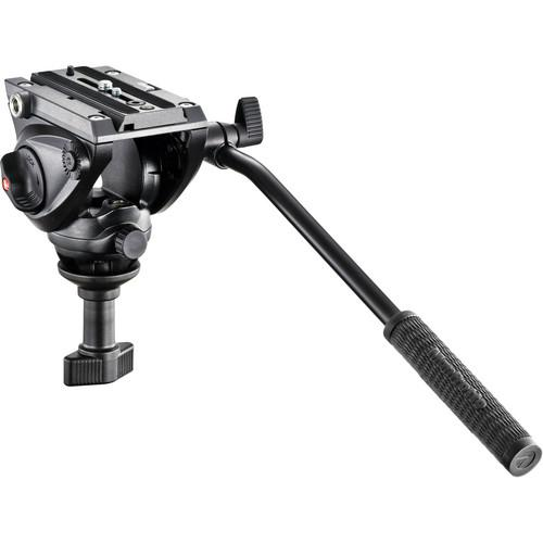 Manfrotto MVH500A Pro Fluid Video Head with 60mm Half MVH500A