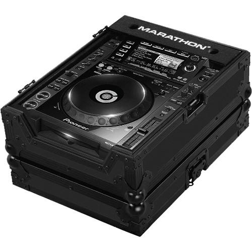 Marathon MA-CDJ2000BK Black Series Flight Road Case MA-CDJ2000BK