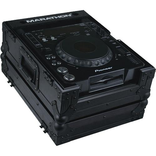 Marathon MA-CDJBK Black Series Flight Road Case MA-CDJBK