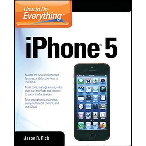 McGraw-Hill Book: How to Do Everything iPhone 5 9780071803335