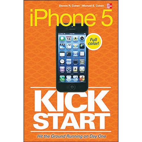 McGraw-Hill Book: iPhone 5 Kickstart (1st Edition) 9780071809856