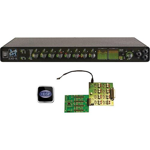 Metric Halo LIO-8 Line-Level Digital Audio 000-50007-4P