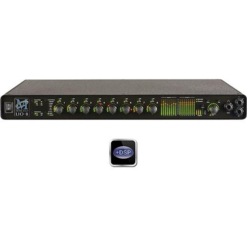 Metric Halo LIO-8 Line-Level Digital Audio Processor 000-50007