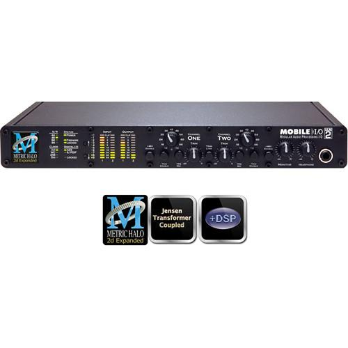 Metric Halo ULN-2 2d FireWire Digital Audio 000-50006-1-JEN