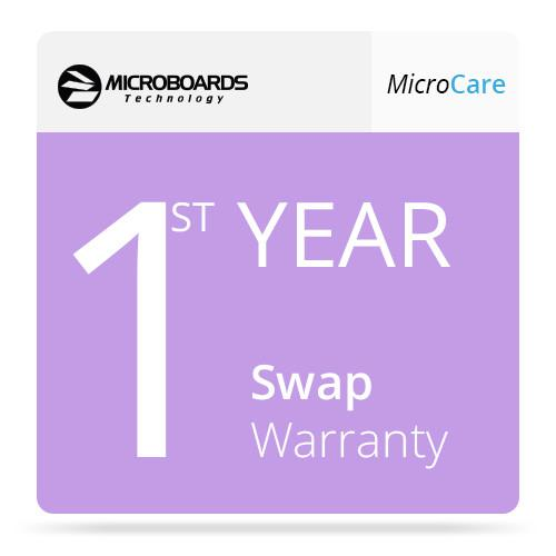 Microboards 1ST Year MicroCare Swap Warranty MCW G4A