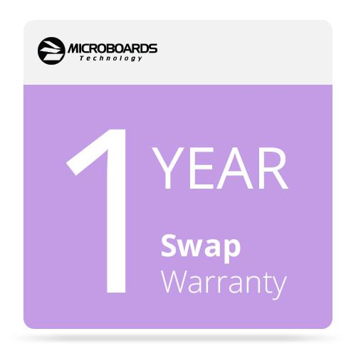 Microboards MCW G4P Microcare 1 Year Swap Warranty MCW G4P