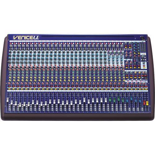 Midas VeniceU 32-Channel Analog Mixer with USB Audio VENICEU 32