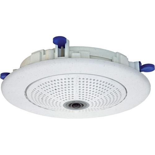 MOBOTIX MX-OPT-IC-BL In-Ceiling Set (Black) MX-OPT-IC-BL