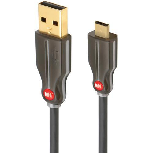 Monster Cable USB Type A to Micro Type B Cable 140797