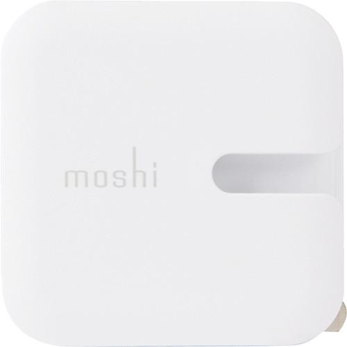 Moshi Rewind High Output Dual-Port Power Adapter 99MO022107