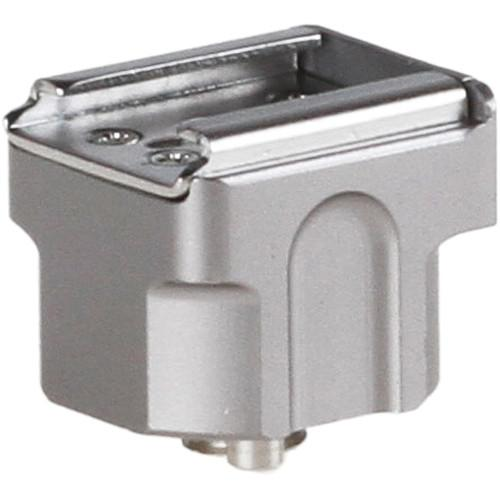 Movcam Cold Shoe Block Adapter (Silver) MOV-303-1708