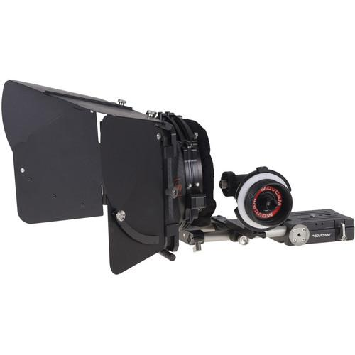 Movcam MM1 Mattebox & Follow Focus Kit 2 MOV-MM1-F55-K2