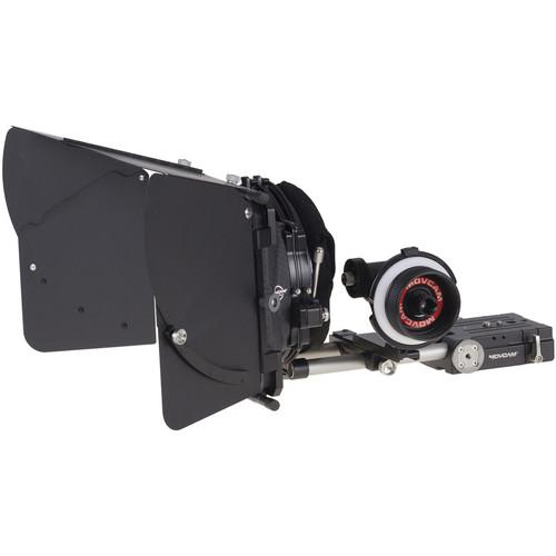 Movcam MM102 Clamp-On Mattebox & Follow MOV-MM102-F55-K2