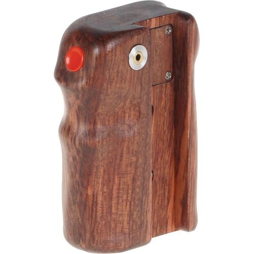 Movcam Wood Handgrip with VTR On/Off Switch MOV-303-1805