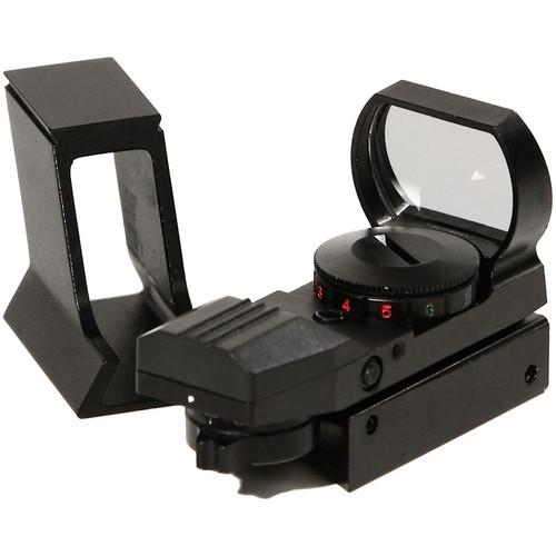 Olivon Multi-Reticle Finderscope with Base OLRDF-US