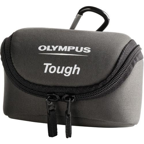 Olympus  Tough Neoprene Case (Gray) 202585