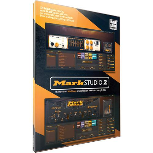 Overloud Mark Studio 2 Bass Amp Modeling Software OLDL-MS2