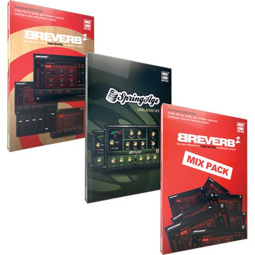 Overloud  Reverb Software Bundle OL-BRBUN