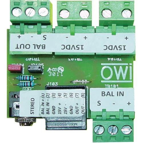 OWI Inc. CAT5 Dongle for MC4 Media Control 4-Channel MC4AMPDNGL