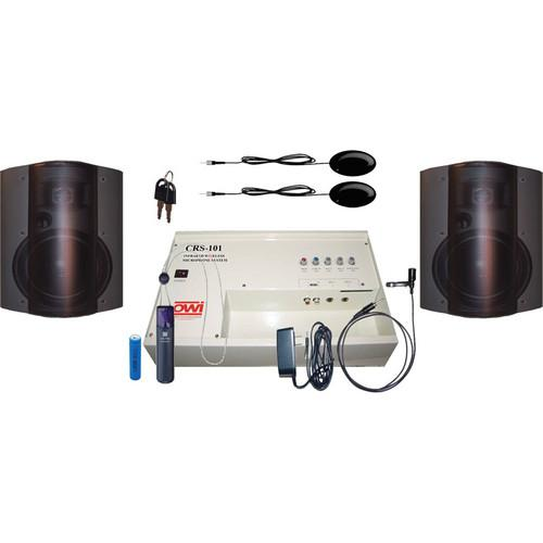 OWI Inc. CRS10183782B Speaker Package - CRS101 CRS10183782B
