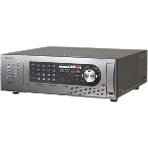 Panasonic WJ-HD616 16-Channel H.264 Digital WJ-HD616/3000DVR