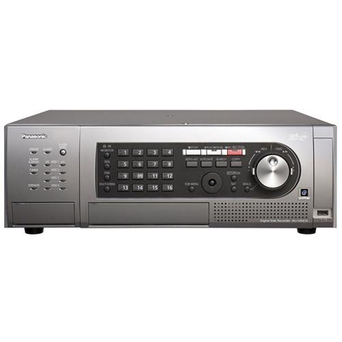 Panasonic WJ-HD616 16-Channel H.264 Digital WJ-HD616/8000T2DVR
