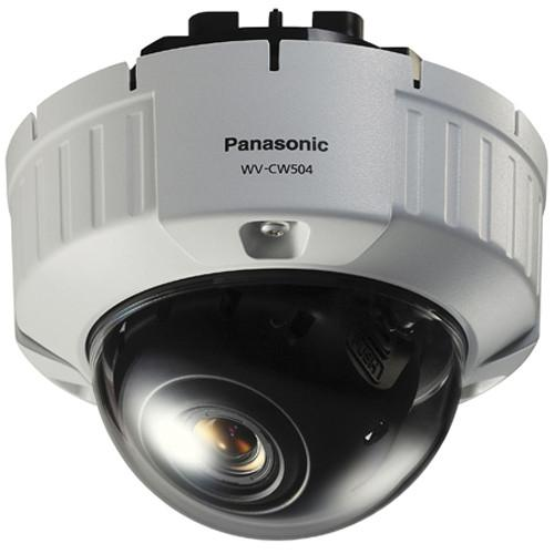 Panasonic WV-CW504F SD 5 Vandal-Resistant Fixed Dome WV-CW504F22