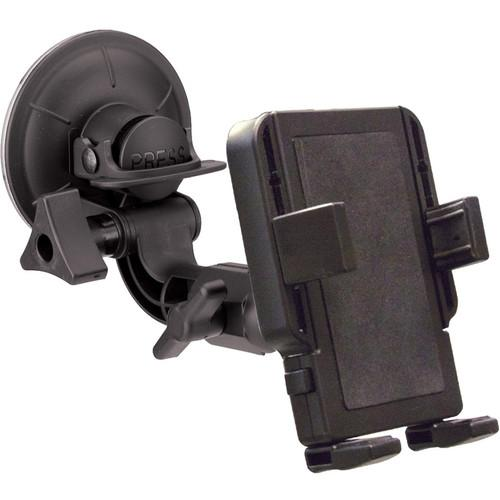 PANAVISE 15508 PortaGrip Phone Holder with 809-AMP Suction 15508