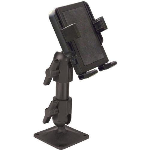 PANAVISE 15571 PortaGrip Phone Holder with 717-06 Pedestal 15571