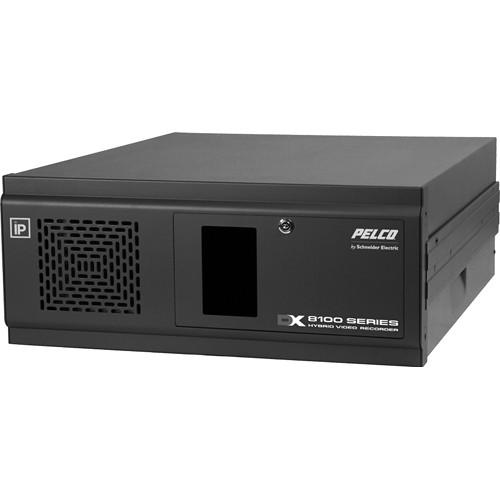 Pelco DX8116-8000D 16-Channel Hybrid Video Recorder DX81168000D