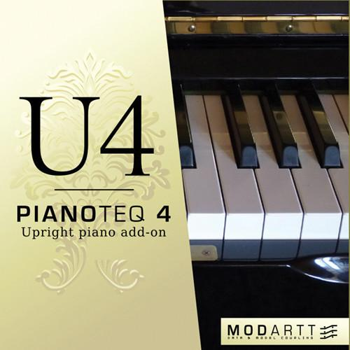 Pianoteq U4 Upright Piano Add-On - For Pianoteq Virtual 12-41322