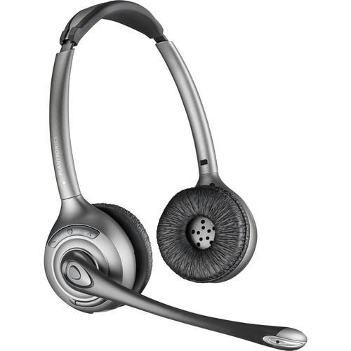 plantronics wo2a headset user manual