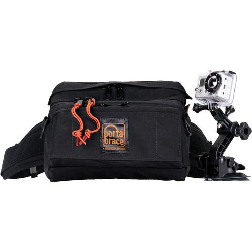 Porta Brace HIP-2GP Hip-Pack for GoPro Cameras (Black) HIP-2GP