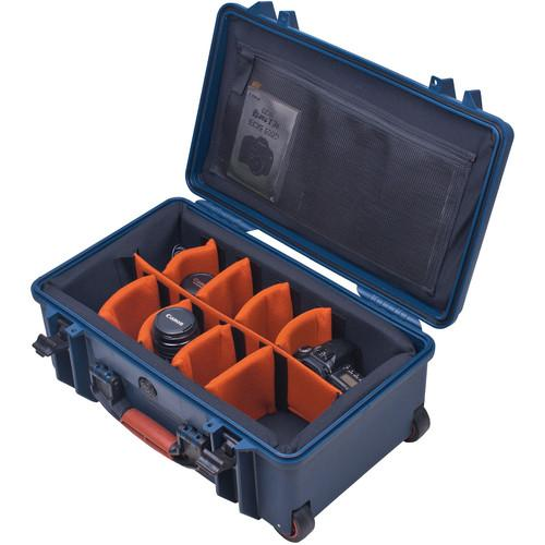 Porta Brace PB-2550DSLR Medium, Wheeled DSLR Case PB-2550DSLR